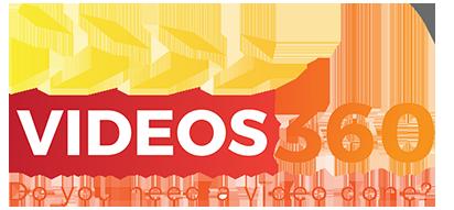 Videos360 Logo